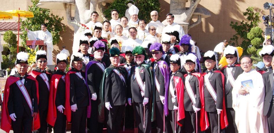 Hình Ảnh Bế Mạc Đại Hội Mẹ La Vang 2012 ngày 21/10/2012