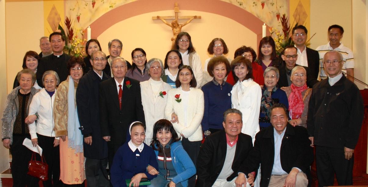 Hình Ảnh Kỷ Niệm 13 Năm Thành Lập Đạo Binh Hồn Nhỏ  ngày 5/1/2012