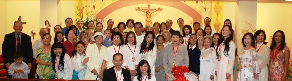 Hình Ảnh Mừng Lễ Thánh Nữ Têrêsa Hài Đồng Giêsu - Bổn Mạng Đạo Binh Hồn Nhỏ  ngày 1/10/2013